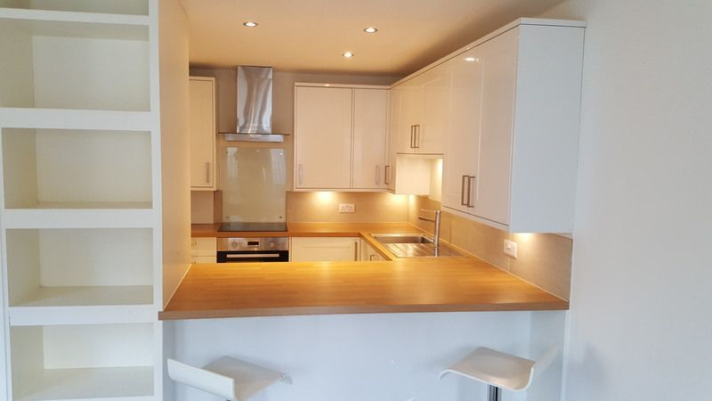 One of our customers Kitchens