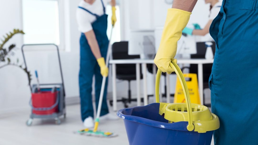 Comercial Cleaning London